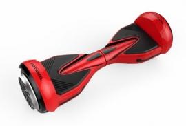 Fastwheel N1 mini segway, hoverboard vörös színben – ingyenes belföldi kiszállítással és ingyenes bemutatótermi oktatással